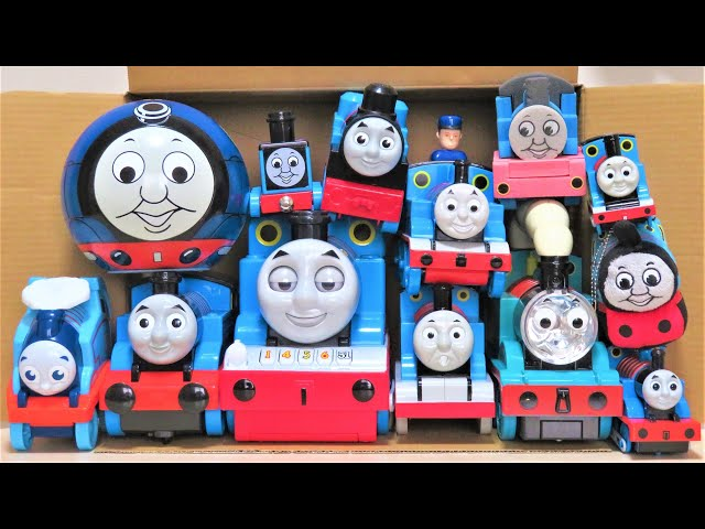Thomas the tank engine toys come out of the box Thomas & Friends RiChannel