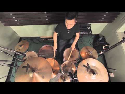 Excel Mangare - Shut Up and Drive (Rihanna) Drum Cover