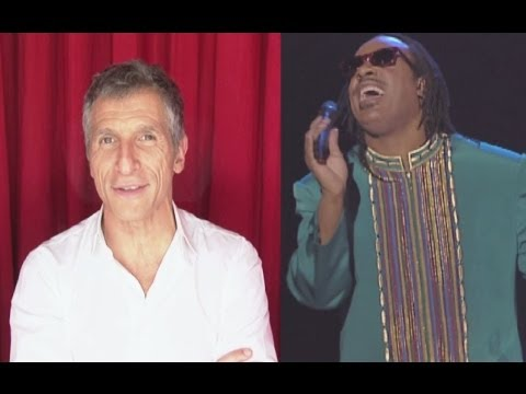 "My Taratata - Nagui - Stevie Wonder ""Superstition""  1995"