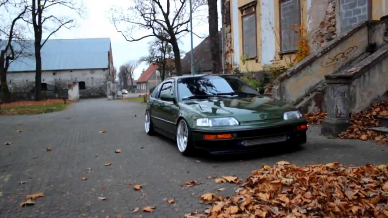 honda crx ee8 turbo from raceismpl youtube. Black Bedroom Furniture Sets. Home Design Ideas