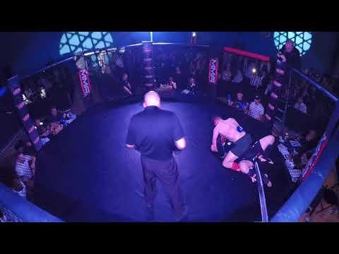 Ultra MMA   Windsor   David Bowles VS Mathieu Comormond
