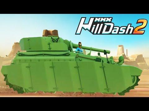 MMX Hill Dash 2 – Гонки по бездорожью прохождение, Крутые игры про машинки