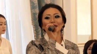 Проведение корейских праздников в Алматы. Хвангаб (Хангаби) Татьяна Пак