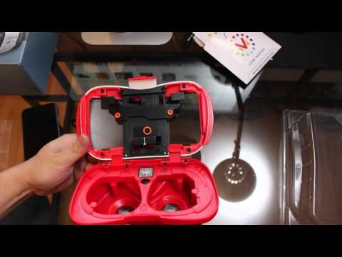 Mattel View Master as Google Cardboard (Unboxing & Review)