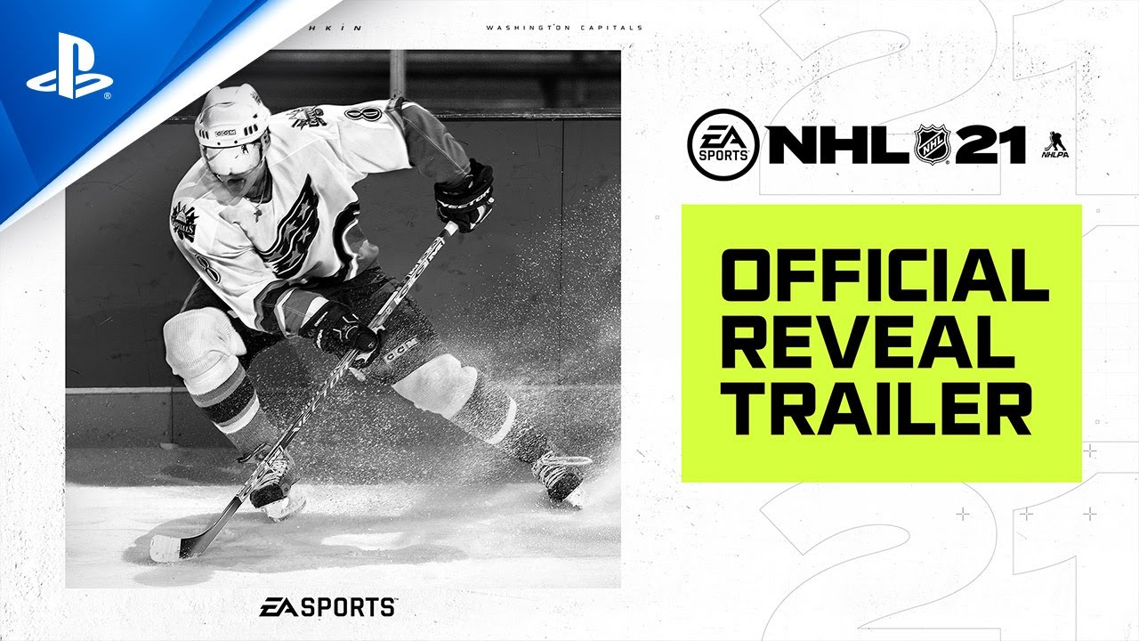 NHL 21 - Official Reveal Trailer | PS4