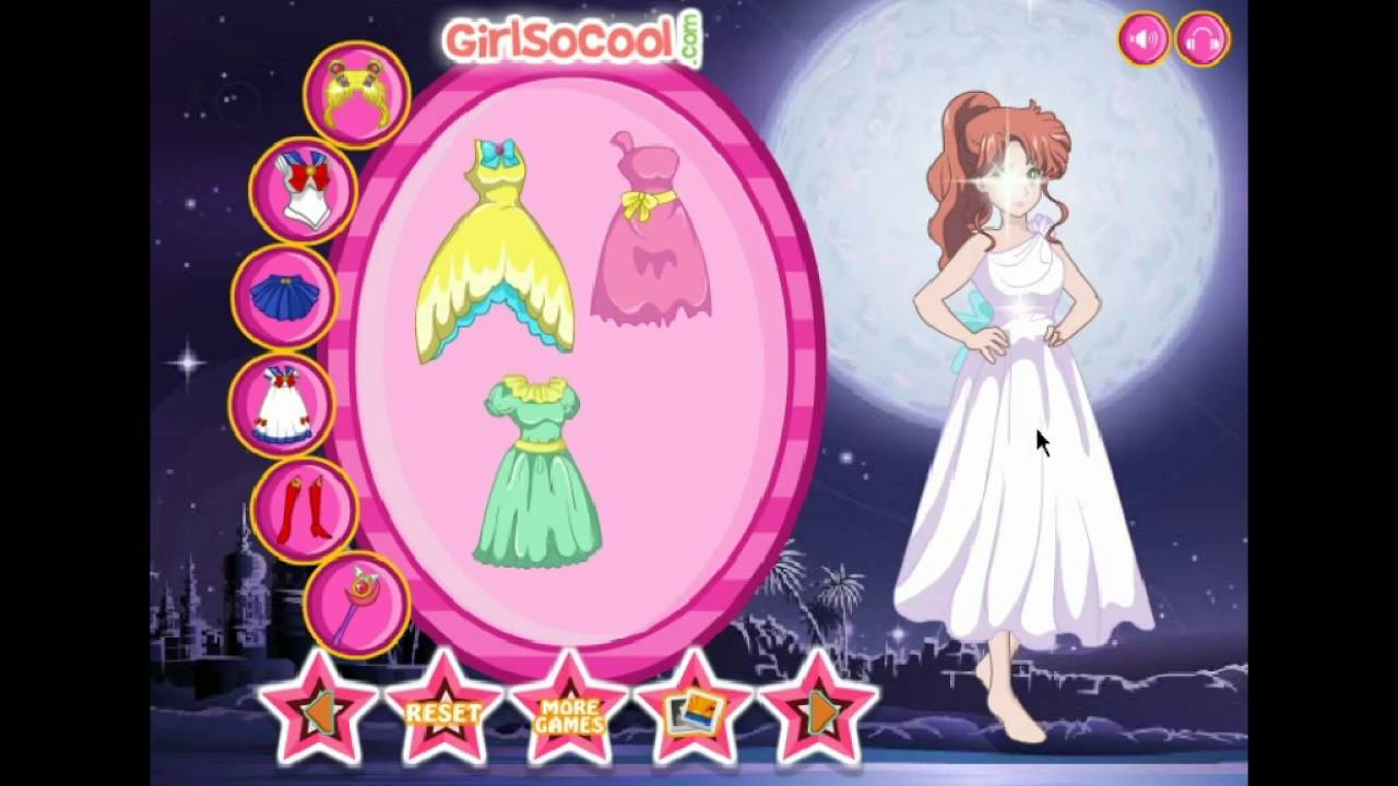 Dress up y8 and makeup - Sailormoon Crystal Dress Up Fashion Y8 Com Online Games By Malditha