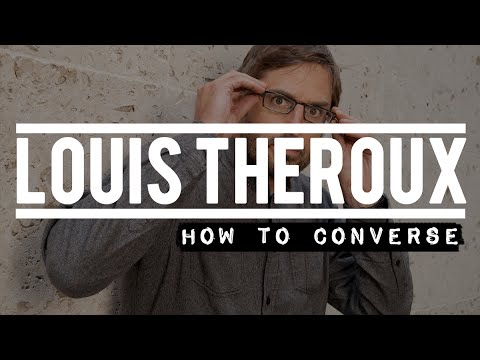 How Louis Theroux Asks A Question | Ryan's Theory