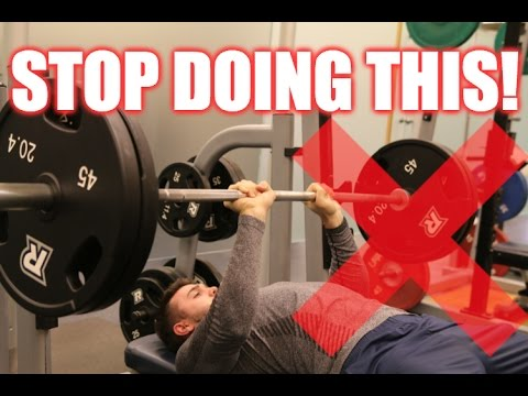 FIX YOUR CLOSE GRIP BENCH PRESS NOW | How To Close Grip Bench ...