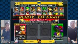 Bick.Trip (Fox) vs Duck (Samus) - SWEET 23 Pools