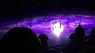 2018 gala show figure skating Olympic!,!