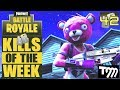 Fortnite Battle Royale - Top 10 Kills of the Week #42 (Best Fortnite Kills)