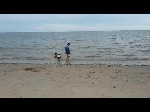 Visit Pantai Kilang mandiri Balikpapan
