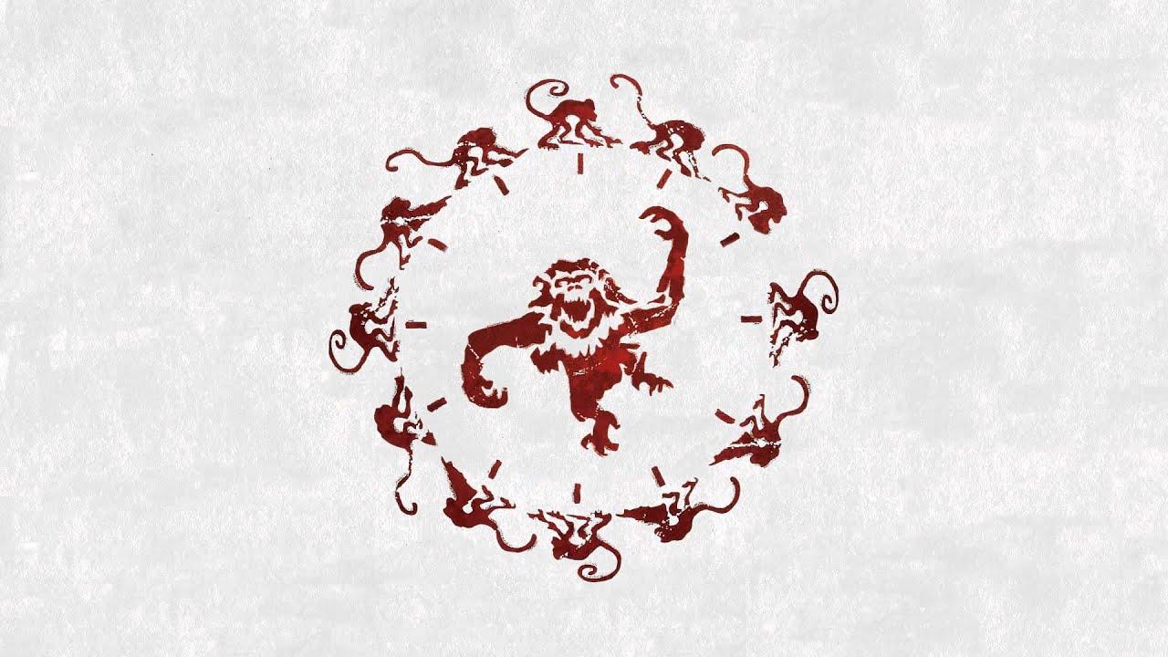 12 monkeys animated logo