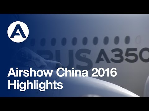 Airbus at Airshow China