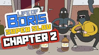 SUPER SLAV Chapter 2 is here! (Android and iOS)