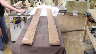 Duplicate Plywood Bed Rails