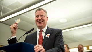 Mayor de Blasio and Council Speaker Viverito Launch IDNYC