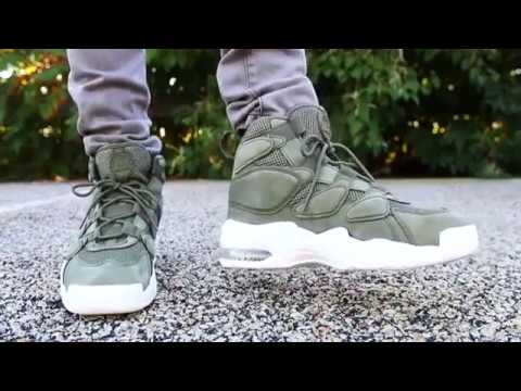 3ae642abf25 Nike Air Max 2 Uptempo On Feet