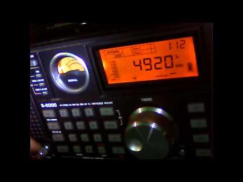 4920 kHz AIR Chennai , Chennai ,  State of Tamil Nadu , India