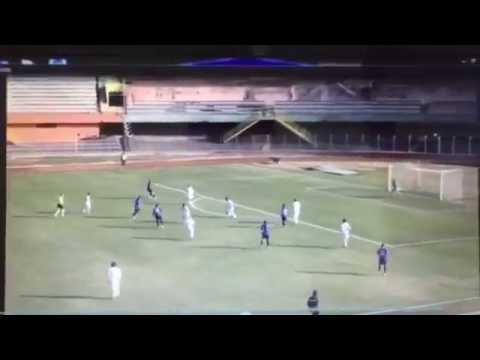 Soner Dikmen müthiş gol (Hacettepe v Sarıyer)