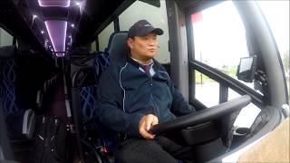 Motor Coach Vlog Fighting Illini Foot Ball team