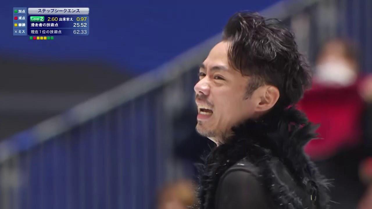 全日本 選手権 フィギュア 2019