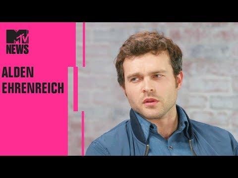 Alden Ehrenreich on 'Solo' & SPOILER's Cameo Appearance FULL   MTV