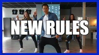 NEW RULES - Dua Lipa Dance Choreography