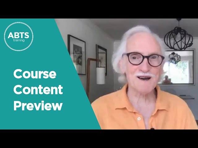 ABTS New Course Content Preview