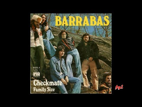 Barrabás - Singles Collection 6.- Checkmate / Family Size (1975)