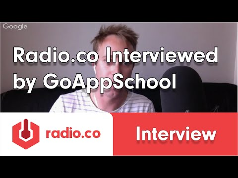 Founder & Entrepreneur James Mulvany interviewed by Bryson from GoAppSchool