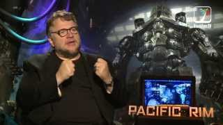 Guillermo Del Toro Talks About His Inspiration For 'Pacific Rim'