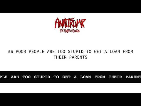 Anal Trump - The First 100 Songs (Lyric Video, Part 1) mp3