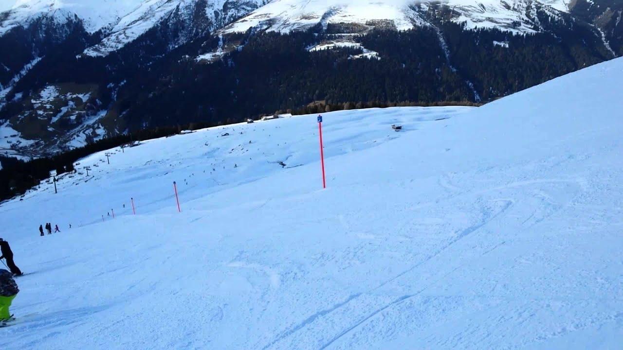 20141225 aryan skiing in davos