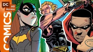 Preview Four New DC Comics