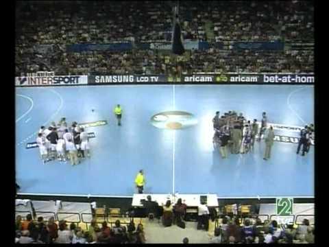 Portland San Antonio - BM. Ciudad Real - Liga De Campeones 06-07