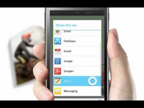 LG Optimus F5: QuickTranslator