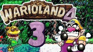 Let's Play Wario Land 4 Part 3: Tokio Hotel, König der Löwen & Cractus