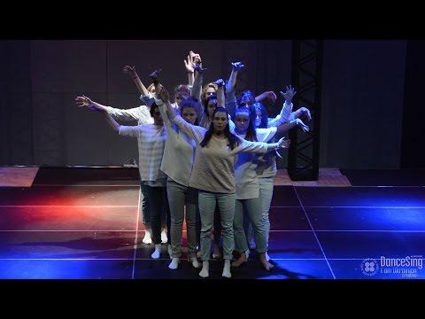Experimental choreography by Daniil Zubkov | DanceSing | D.side dance studio