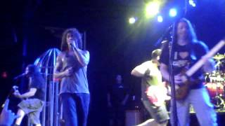 "SHADOWS FALL- ""REDEMPTION"" LIVE (BIG KAHUNA) FETE PROVIDENCE RI 08/22/15"