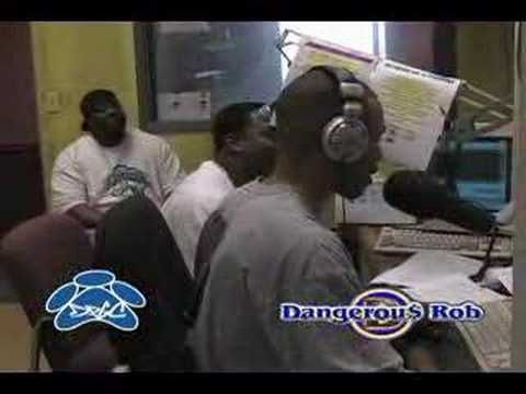 Daz Dillinger interview on Tulsa Radio Station part 1