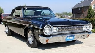 1964 Dodge Polara Convertible For Sale