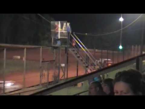 Cade Dillard at Sabine Speedway