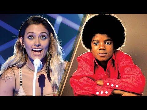 Paris Jackson Taking Her Dad Michael's Place in Jackson 5 Reunion!!?