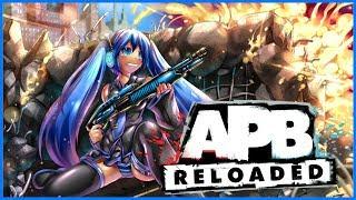 APB Reloaded Gameplay - The Real Shini :3
