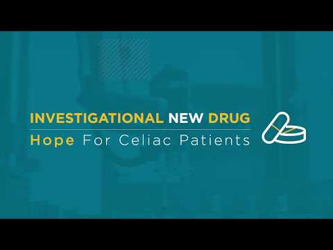 Investigational New Drug Offers Hope for Celiac Disease Patients