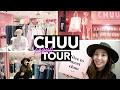 Chuu Pop Up Store in Myeongdong + K-Fashion Haul!