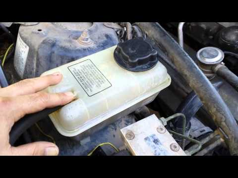 How to replace a coolant level sensor on your 98 Volvo