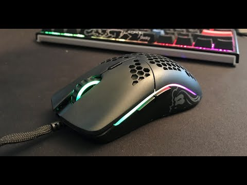 Model O Mouse Unboxing And Review!!!