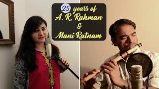 Download 25 years of A R Rahman, Mani ratnam, Vairamuthu   Roja to Kaatru Veliyidai   Roja to Vaan Varuvan MP3 song and Music Video
